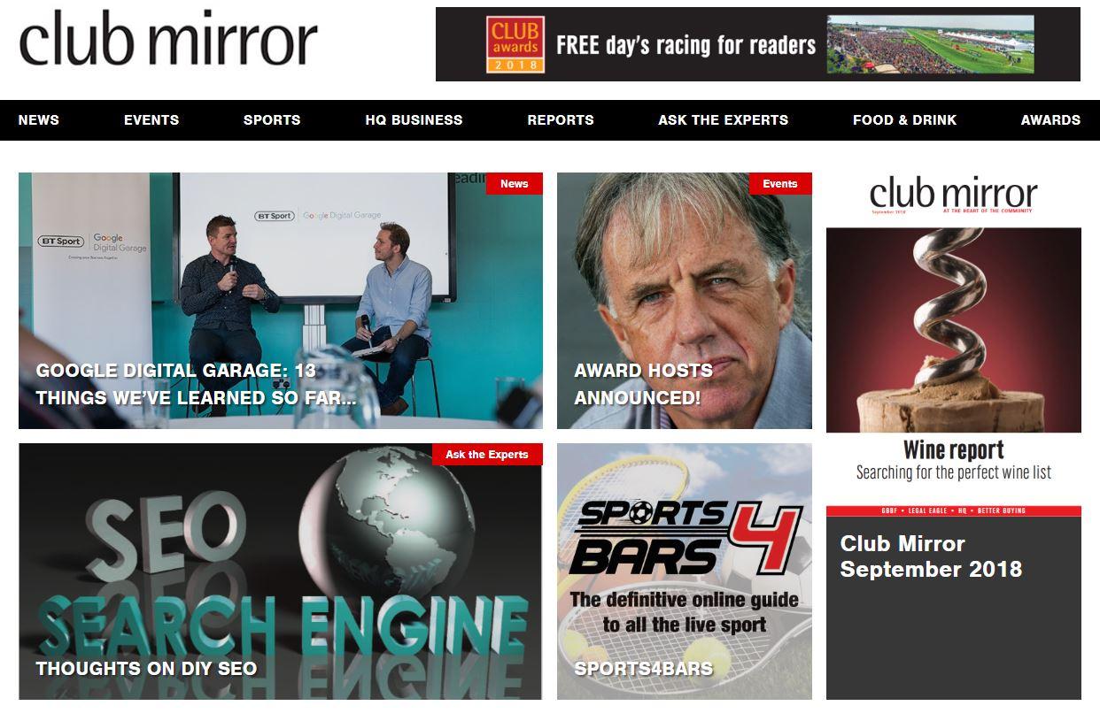 Club Mirror